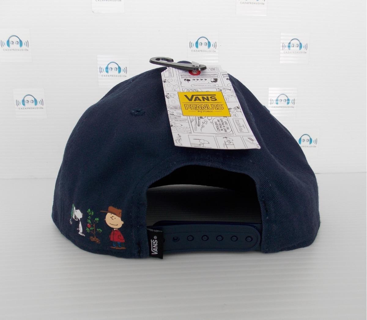 Gorra Unisex Vans X Peanuts Snapback 100% Original -   549.00 en ... 8baf56e1d13
