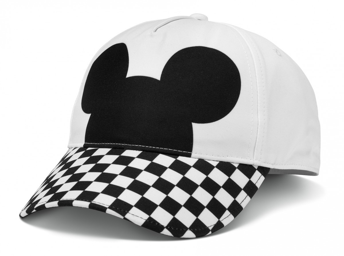 gorra vans edición disney mickey 90 checkerboard look trendy. Cargando zoom. 1104d8f3f7c