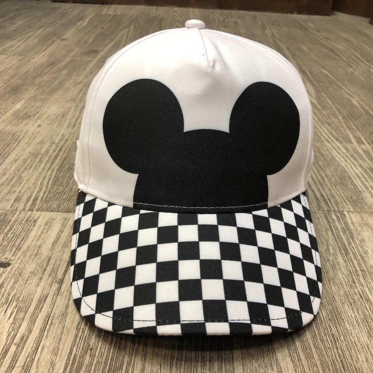 gorra vans edición disney mickey 90 checkerboard look trendy. Cargando zoom. 095a6954d3c