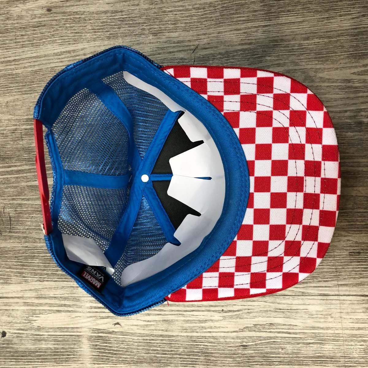 e0aa01bc1d9b0 gorra vans edición marvel spiderman reducida look trendy. Cargando zoom.