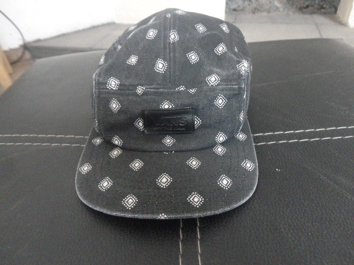 Gorra Vans Gris Oscuro -   130.00 en Mercado Libre 5719869b25c