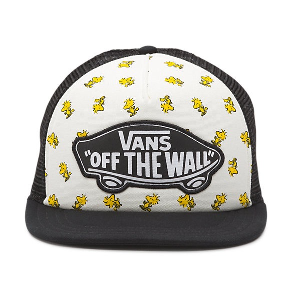 Gorra Vans Off The Wall Snoopy Peanuts Trucker Hat Snapback ... f529a46d6c9
