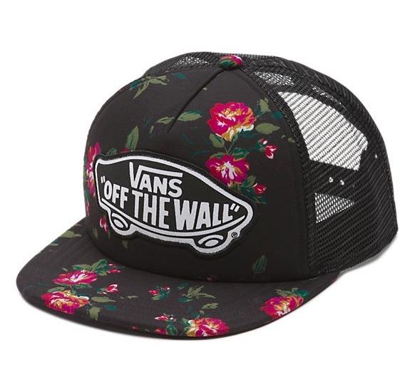 Gorra Vans Original Vans Vans Beach Girl Trucker Hat -   98.000 en Mercado  Libre 32b4ee31edb