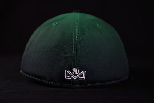 gorra verde de juego cañeros 2018