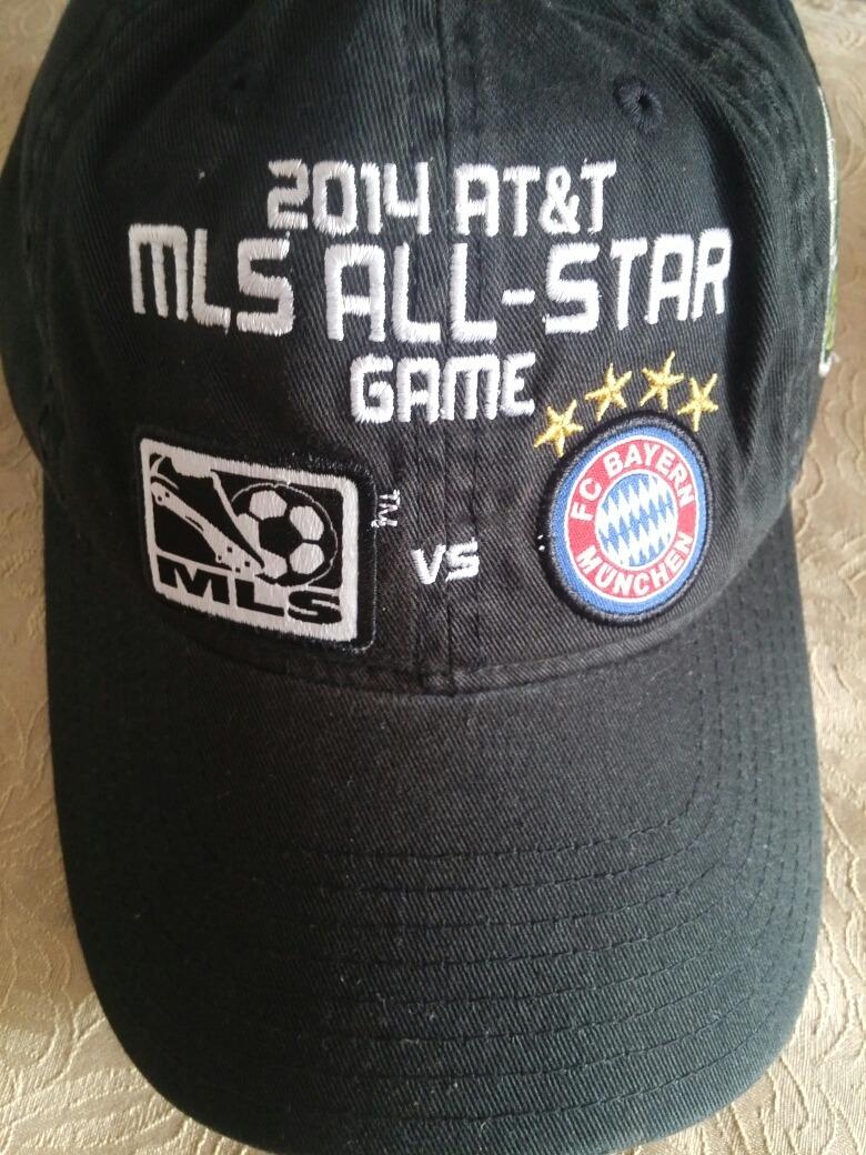 gorra visera adidas 2014 - mls all star. Cargando zoom. a60ccf3692d