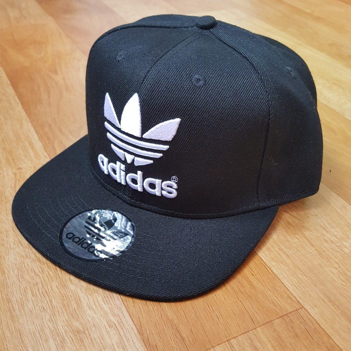 gorra visera adidas originals negra negra importada. Cargando zoom. 9053c8cfb6b