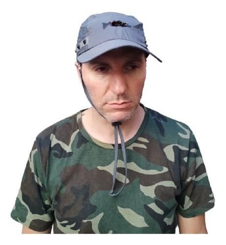 gorra visera cubre cuello tapa cara pesca kayak gorro bernal