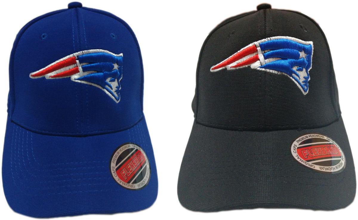 Gorra Visera Curva Cerrada Patriots New England -   280.00 en ... 96e0e41913c