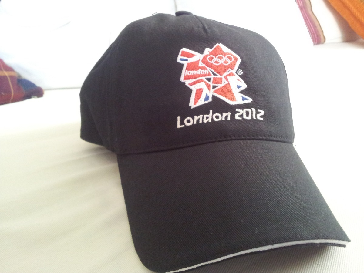 Gorra Visera Juegos Olimpicos Londres 2012 Original London 1 290