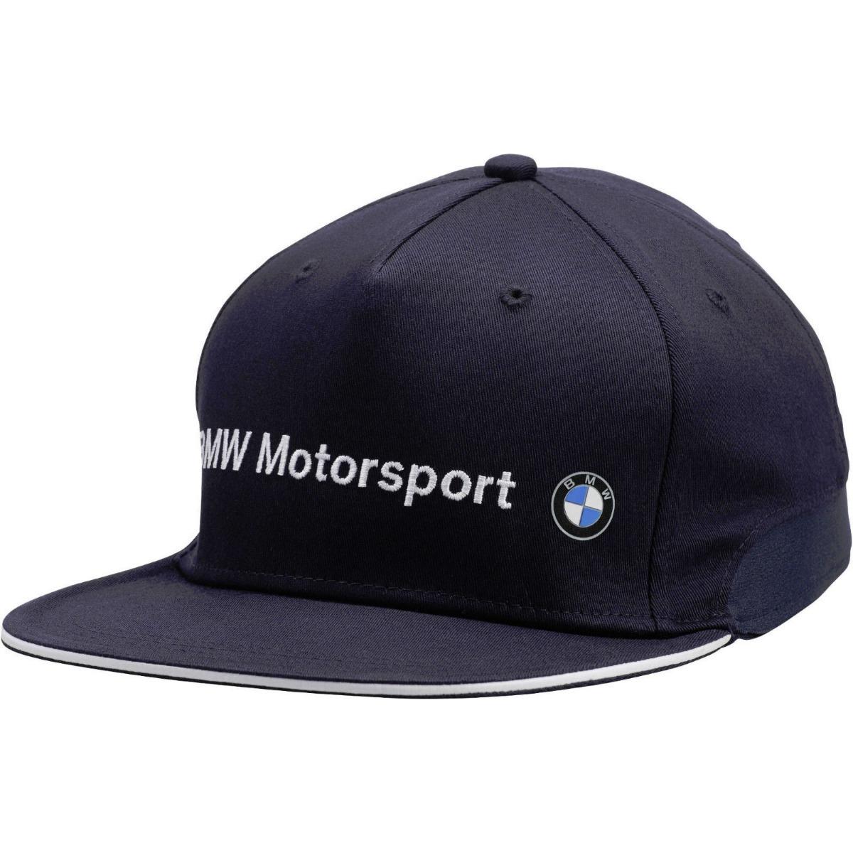 Gorra Visera Plana Bmw Motorsport - Por Pedido exkarg -   2.148 9fb016296e9