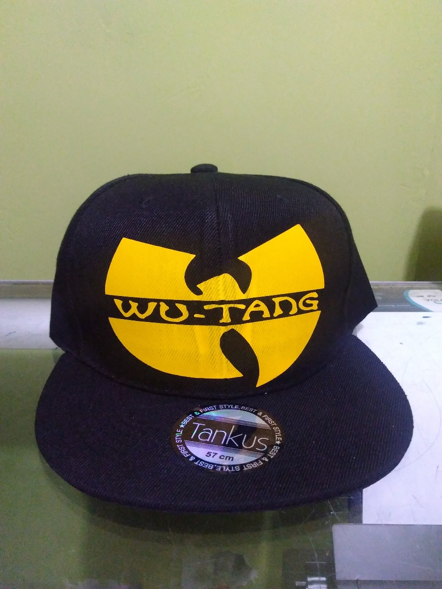 0f4fddfd0b807 Gorra Wu Tang Clan -   200.00 en Mercado Libre