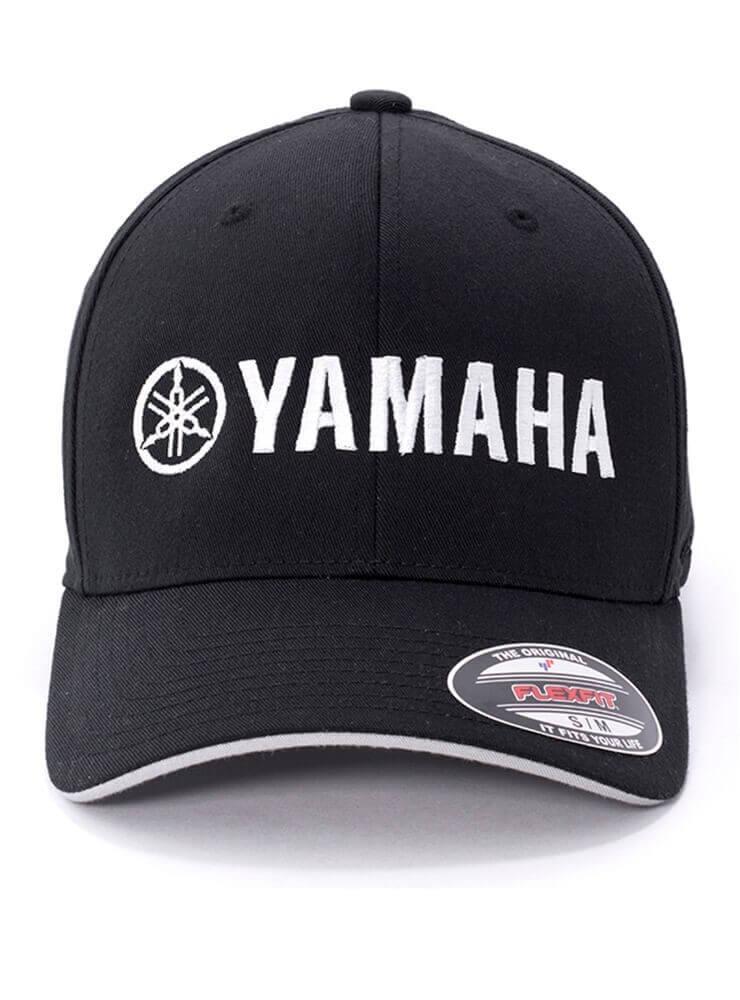 8819344750c58 Gorra Yamaha Flexfit Negra -   83.200 en Mercado Libre