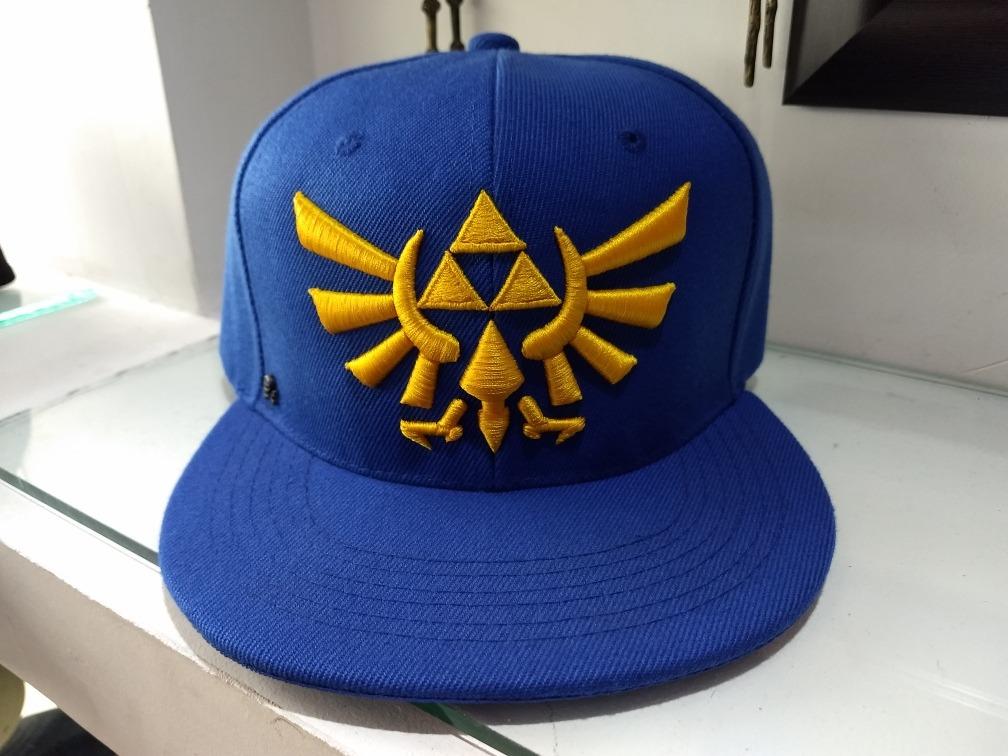 Gorra Zelda Link -   380.00 en Mercado Libre 64972ad1101