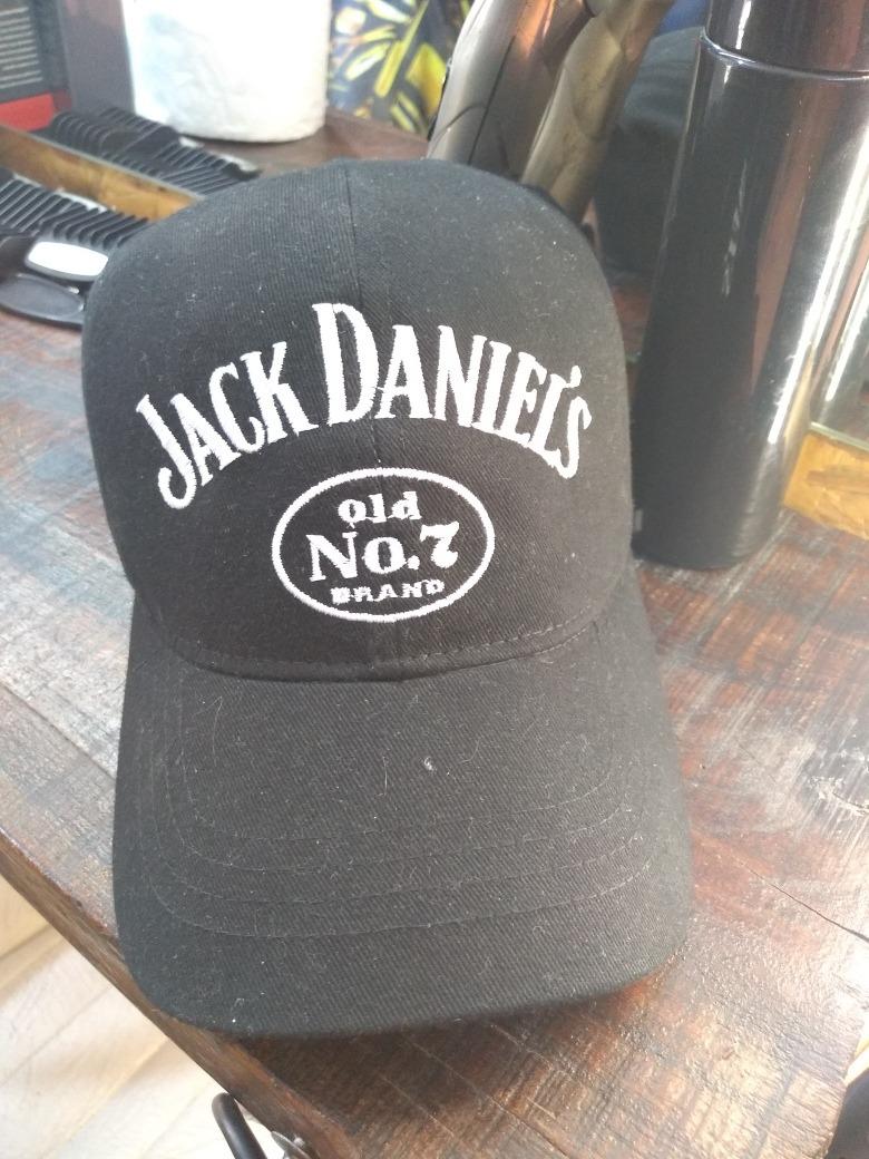 Gorras 6 Gajos Dad Hat Jack Daniels Skate Polo Tommy -   390 eaa68108ece