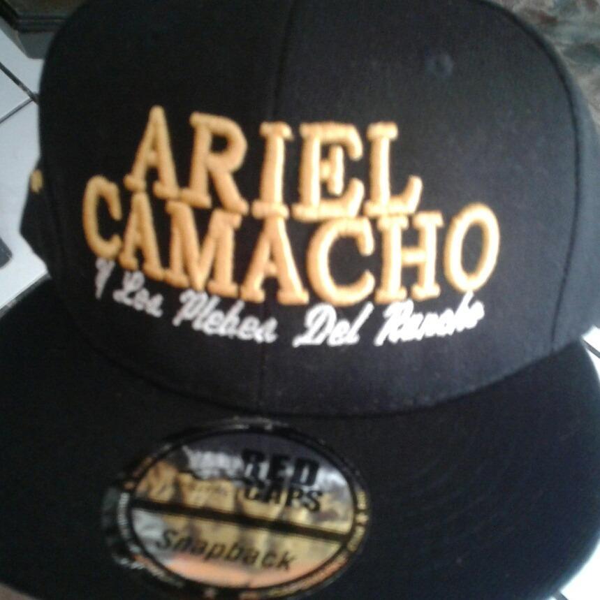 Gorras del records ariel camacho en mercado libre jpg 859x859 Gorra los  plebes logog a5895dd639e