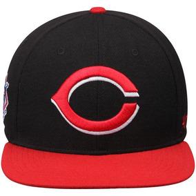 64cc6e5c9ea19 Cincinnati Reds Snapback 47´brand Logo Gigante Envio Gratis