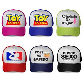44030837a1d4a Gorras Trucker Personalizadas - Gorras de Hombre en Mercado Libre México