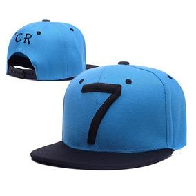 a867b7cc289be Gorra Azul Cr7 Cristiano Ronaldo Envío Gratis