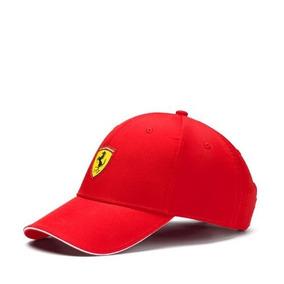 3536b27be7ead Gorra Puma Scuderia Ferrari Baseball Cap 4401 Id822511