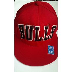 d916bbb76a3e9 Gorra adidas Nba Chicago Bulls  499 Nueva Original Sopormike