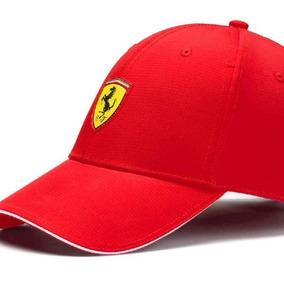 abf0fa3d14f58 Gorra Puma Scuderia Ferrari Fanwear Baseball Cap 4401