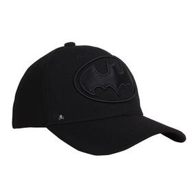 9c30738e1a6c5 Gorra Batman Black Cerrada Baseball Resorte Dc Comics  270