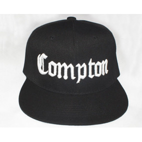 27f0ac28d2a93 Gorra Compton Rap Street Rap Snapback Bordada Varios Colores