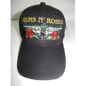 6d253fadcd3d5 Guns N Roses Gorra Cachucha Bordada Dist0 Beisbolista Kiss