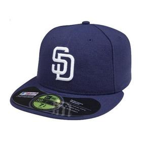 a5a075c8b96e7 Gorra Padres De San Diego New Era 7 3 8 Authentic Collection en ...