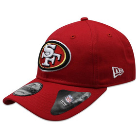 ab2c76424735c Gorra New Era 920 Nfl 49ers Others White Rojo Unitalla