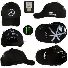 be0d17e6a01cc Gorra Mercedes Benz F1 - Gorras de Hombre en Mercado Libre México