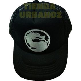 b62747886f32e Gorra Plana Mortal Kombat - Ropa y Accesorios en Mercado Libre Colombia