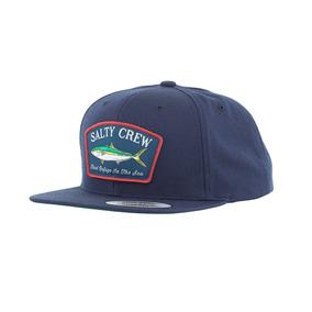 big sale a3ea7 16c22 Gorra Salty Crew Mossback Snapback