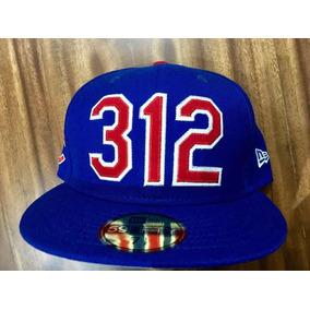 f836cf142b027 Gorra New Era Chicago Cubs 59fifty Mlb Edición 312