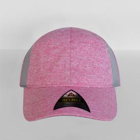 b987a8b06d402 Gorra Active Pink Marca Helmet Para Personalizar