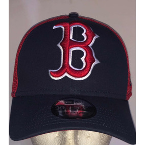 7aeadb299df1a Gorra Boston Red Sox Ajustable Broche Velcro - Accesorios de Moda en ...