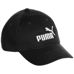 fbbe34d4468ff Gorra Puma Classic Negro Niños mujer Hurley Fox Oakley Dc