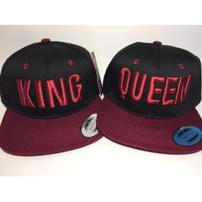 4a93c045ef071 Gorra Snapback King queen Envio Gratis