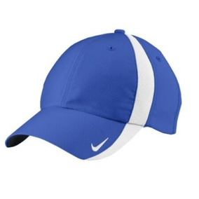 bb78030517a95 Gorra Nike Golf Sphere Dri Fit Osfa 247077 Azul- Blanco