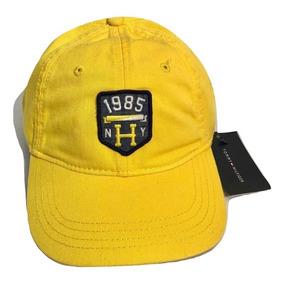 53244564408 Tommy Hilfiger Gorras 100% Originales Amarillo Oferta