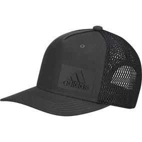 a46640015f4b2 Gorra Adidas Negra De Piel - Gorras de Hombre en Mercado Libre México