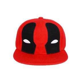 8f5a7f214302e Gorra Marvel Deadpool Estilo 1