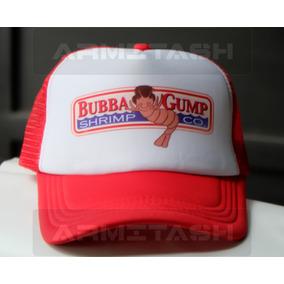 2b918dd16fc6d Gorra Forrest Gump Logo Bubba en Mercado Libre México