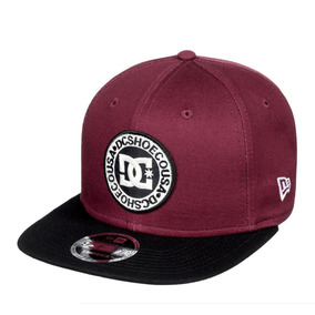 1533dfd3a7bfc Gorra Casual Hombre Speedeater Dc Shoes Vino New Era
