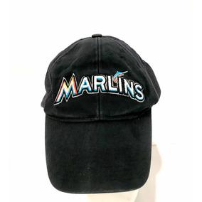26065108d24d3 Gorra Nike Team Miami Marlins Unitalla Dri Fit Negra Ventila