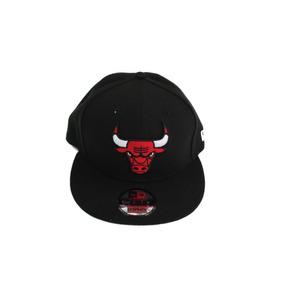 73fadf72c4c24 Gorra Bulls Negra en Mercado Libre México