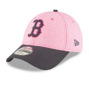 da15a5a5f0dad Mlb Gorra De Béisbol Boston Red Sox Ajustable Para Ella