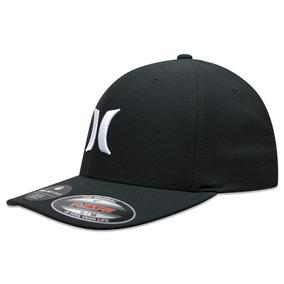 4ef6e25ff5734 Gorra Hurley Drifit Oao Hat Negro blanco