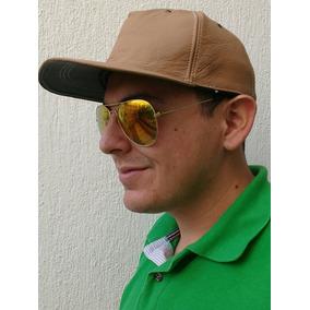 28370b3f6aa97 Gorras De Piel - Gorras de Hombre en Mercado Libre México