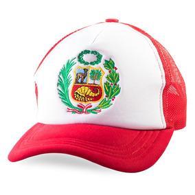 d38254e9313a7 Gorras Malla Peru en Mercado Libre Perú